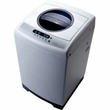 Portable Washer Stainless Steel Tub Wont Chip Rust Snag Clothing Wash 1 6 cu ft