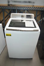 Samsung WA45M7050AW 27  White Top Load Washer NOB  27588 HL