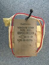 GE Profile Microwave High Voltage Transformer WB27X10925