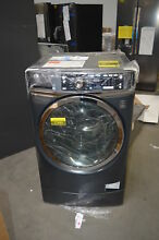 GE GFW490RPKDG 28  Gray Front Load Washing Machine NOB  27645 HL