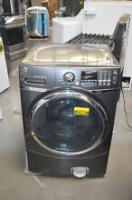 GE GFW450SPKDG 27  Diamond Gray Front Load Washer NOB  27662 HL