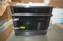 Samsung NV51K6650SG 30  Black Stainless Single Electric Wall Oven NOB  27751 HL