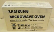Samsung ME16K3000AS 1 6 cu ft Over the Range Microwave Stainless Steel New