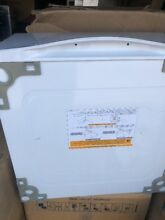 LG 27  Washer   Dryer Pedestal Model  WDP4W Color  White   Used