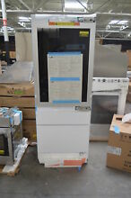 GE ZIK30GNHII 30  Custom Panel Bottom Freezer Refrigerator NOB  27856 HL