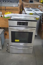 Frigidaire FFGW2425QS 24  Stainless Single Gas Wall Oven NOB  27861 HL
