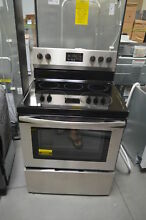 Frigidaire FFEF3052TS 30  Stainless Freestanding Electric Range Used  27914 WLK