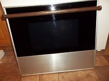Vintage 60 s or 70 s THERMADOR R28 5 OVEN door 23 5 x 20 5 inches