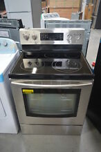 Samsung NE595R0ABSR 30  Stainless Freestanding Electric Range NOB  27949 CLW