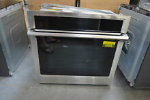 Samsung NV51K6652SS 30  Stainless Single Electric Wall Oven NOB  27968 HL