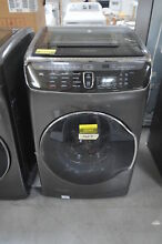 Samsung WV60M9900AV 27  Black Stainless FlexWash Washer NOB  27978 HL