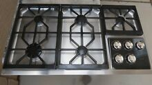WOLF CT36G S 36  GAS COOKTOP  STOVETOP