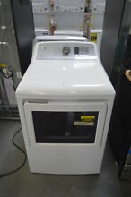 GE GTD65GBSJWS 27  White Front Load Gas Dryer  27980 CLW