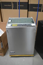 Viking VDW302SS 24  Stainless Fully Integrated Dishwasher NOB  28014 HL