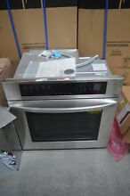 LG LWS3063ST 30  Stainless Single Electric Wall Oven NOB  28025 HL