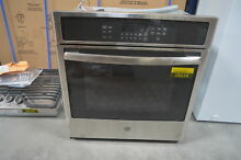 GE JK5000SFSS 27  Stainless Single Electric Wall Oven NOB  28031 HL