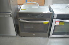 GE PK7000EJES 27  Slate Single Electric Wall Oven NOB  28050 HL