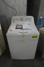 GE GTW460ASJWW 27  White Top Load Washer NOB  25938 CLW