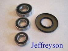 1 WHIRLPOOL DUET WASHER TUB BEARING AND SEAL KIT   1 YEAR WARRANTY