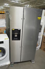 Whirlpool WRS321SDHZ 33  Stainless Side by Side Refrigerator NOB  28098 HL