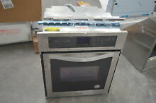 Whirlpool WOS51ES4ES 24  Stainless Single Electric Wall Oven NOB  28137 HRT