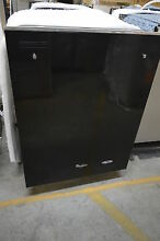 Whirlpool WDT720PADB 24  Blk Built In Fully Integrated Dishwasher NOB  7660 WLK