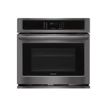 Frigidaire FFEW3026TD 30  Black Stainless Single Wall Oven NOB  28306 HL