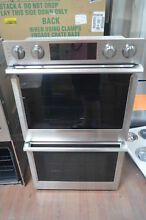Samsung NV51K7770DS 30  Stainless Double Electric Wall Oven NOB  28373 HL