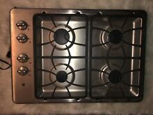 Brand New GE JGP329SETSS 30 Inch Gas Cooktop