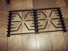 Thermador PRSG304S  GAS Range  Grate  143237   00143237  15 10 117 good used