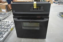 GE JRP20BJBB 24  Black Single Electric Wall Oven NOB  25819 HL
