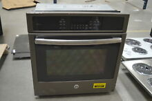 GE PK7000EJES 27  Slate Single Electric Wall Oven NOB  28625 CLW
