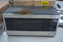GE ZEM115SJSS 24  Stainless Counter Top Microwave Oven NOB  28688 HL