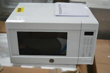 GE PEB9159DJWW 22  1 5 cu ft White Countertop Microwave NOB  28691 CLW