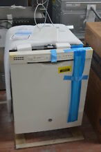 GE GDF570SGJCC Full Console 24  Dishwasher Bisque NOB  28702 WLK