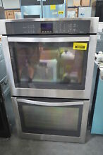 Whirlpool WOD93EC0AS 30  Stainless Double Electric Wall Oven NOB  28731