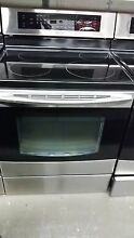 Samsung NE595N0PBSR Stainless Steel Electric Range