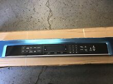 W10566458 MAYTAG OVEN MICROWAVE COMBO CONTROL PANEL NEW  OEM