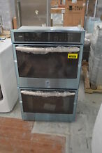 GE PT9550SFSS 30  Stainless Double Electric Wall Oven NOB  28936 HL