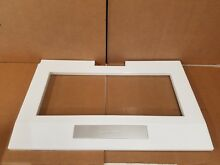 FRIGIDAIRE ELECTROLUX REFRIGERATOR CRISPER COVER WITH GLASS PART  241803303