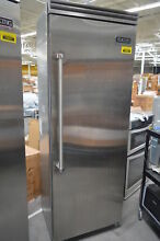 Viking Pro VCRB5303RSS 30  Built In Full Column Refrigerator Stainless OB  29053