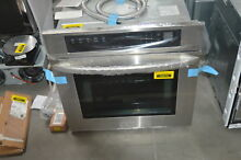 LG LWS3063ST 30  Stainless Single Electric Wall Oven NOB  28869 HL