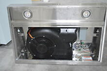 Whirlpool WVU37UC0FS 30  Stainless Under Cabinet Range Hood Used  29136 HL