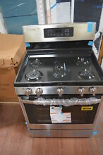 GE JGB700SEJSS 30  Stainless 5 Burner Convection Oven Gas Range  29102