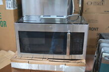 GE JVM3160RFSS 30  Stainless Over The Range Microwave Oven Hood NOB  29128