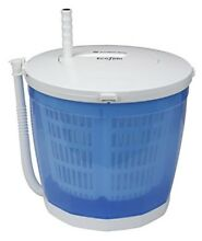 Washing Machine and Spin Dryer Portable Hand Cranked Manual Clothes NonElectric