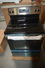 GE JB625RKSS 30  Stainless 4 Burner Electric Smoothtop Freestanding Range  29176