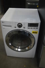 LG DLEX3370W 27  White Front Load Electric Dryer NOB  29259 CLW