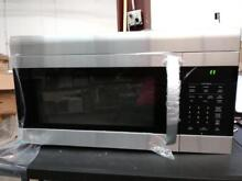 LG LMV1683ST Over The Range Microwave Oven with 300 CFM Venting System  1