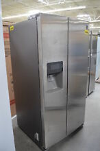 Samsung RS25J500DSR 36  Stainless Side by Side Refrigerator NOB  29343 CLW